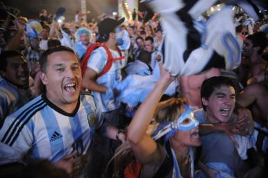 Alemanha enfrentará a Argentina na final da Copa