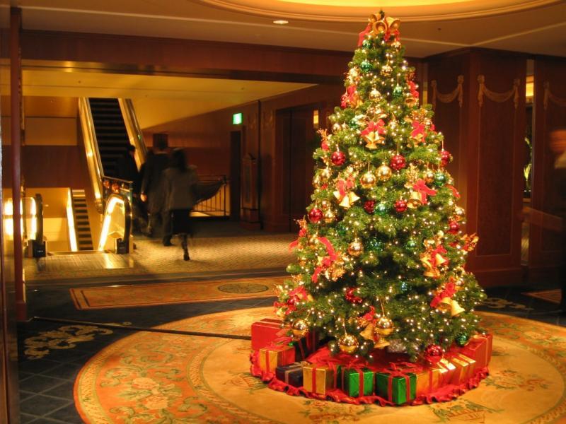 decorar uma arvore de natal : decorar uma arvore de natal:Um especialista mostra como se monta uma árvore de Natal profissional