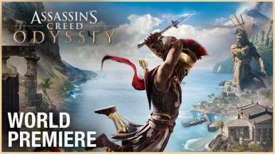 Odyssey: novo game do Clã dos Assassinos é anunciado e chega em 5 de outubro