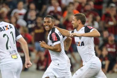 Brasileirão: Atlético-MG derrota o Atlético-PR fora de casa