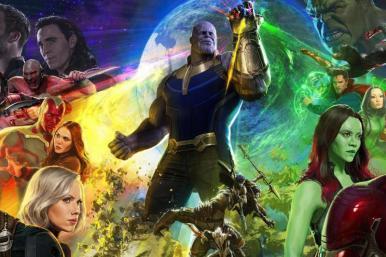Thanos e destruição no trailer de Vingadores: Guerra Infinita