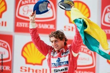 Ayrton Senna pode ser considerado oficialmente herói da pátria