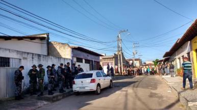 Bandido invade casa e faz reféns na Cidade Operária