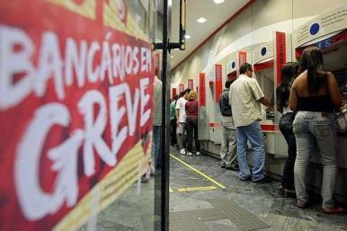 Bancários intensificam paralisação a partir dessa semana