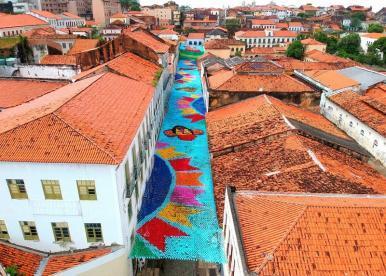 Bandeirinhas farão parte de calendário de festas de São Luís