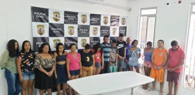 Operação desarticula quadrilha liderada por detento em São Luís