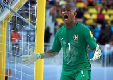 Beach Soccer: Brasil estreia na Copa Intercontinental nesta terça (31)