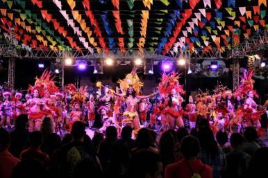 Boi Pirilampo faz abertura de prévias do São João de Todos 2018 nesta sexta (1)
