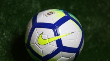 Futebol: CBF apresenta bola das competições 2018