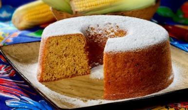 Aprenda a fazer bolo de manuê com fubá para o São João