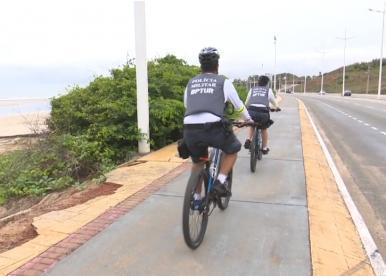 BPTur reforça ações de segurança em pontos turísticos de São Luís