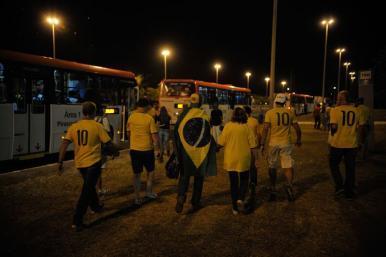 Brasil perde e Holanda pega 3º lugar na Copa 2014