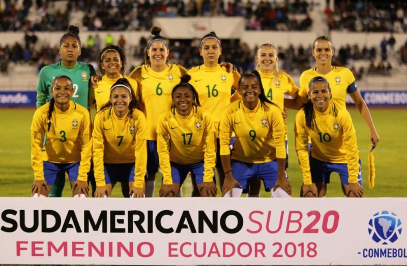 Brasil Sub 20: Brasil é Líder Do Grupo B Do Sul-Americano Sub-20