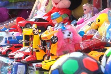 Dia das Crianças: Inmeq-MA fiscaliza brinquedos e artigos infantis
