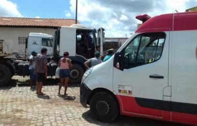 Homem é encontrado morto dentro de caminhão em São Luís