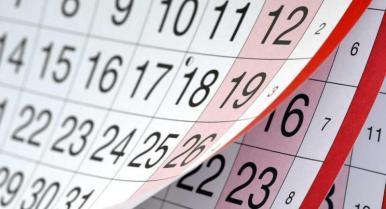 Veja o calendário de feriados e pontos facultativos de 2019 no Maranhão