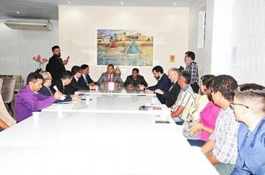 Reunião discute situação do comércio informal de São Luís