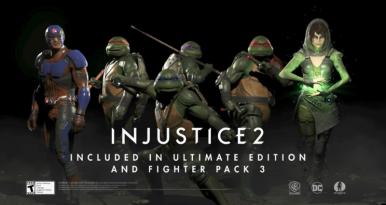 Games: Injustice 2 traz Tartarugas Ninja e Magia como novos lutadores