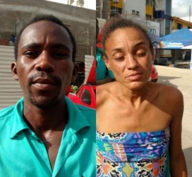 Casal é preso suspeito de matar morador de rua em São Luís
