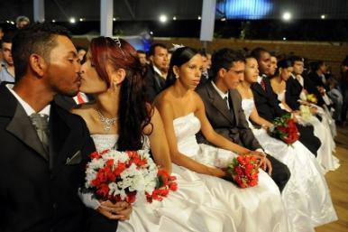 São Luís: agendamento para o casamento comunitário começa próxima semana