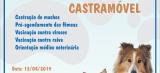 UEMA inaugura unidade móvel de castração animal