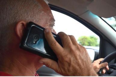 Detran-MA aponta queda de 79% nas infrações do uso do celular ao volante