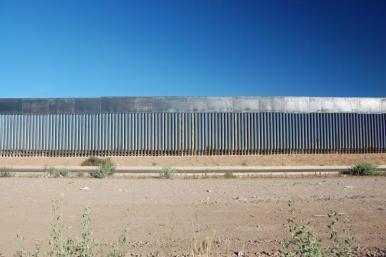 Aumenta número de mortes ao longo da fronteira entre EUA e México