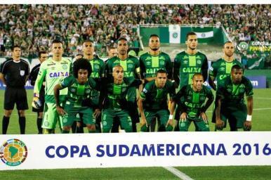 Senador propõe comenda com nome da Chapecoense para destaques no futebol