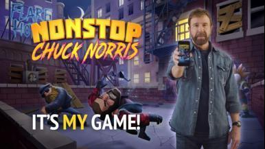 Chuck Norris vai ganhar seu próprio game (oficial) para smartphones