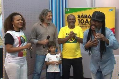 Cidade do Reggae 2019: atrações falam da expectativa do evento no Balanço Geral
