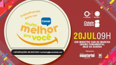 Cidade Solidária vai ao Anjo da Guarda no sábado (20)
