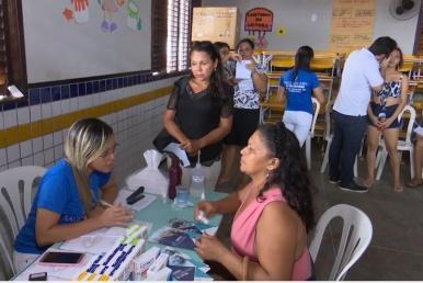 TV Cidade realiza 4º evento do Cidade Solidária no São Cristóvão