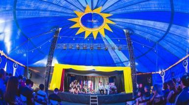 São Luís recebe a magia do circo com o teatro até o dia 12 de julho