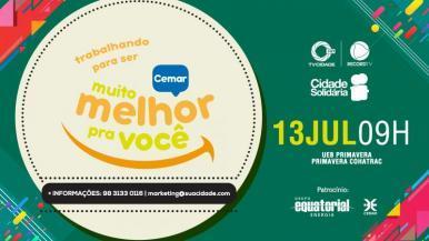 Cohatrac recebe Cidade Solidária no sábado (13)