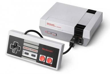 Nintendo descontinua produção do NES Classic Edition
