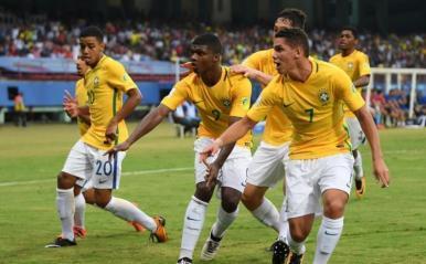 Copa do Mundo: Seleção Sub-17 estreia com vitória sobre a Espanha