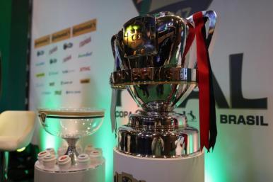 Maracanã e Mineirão serão os palcos da Final da Copa do Brasil 2017
