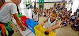São Luís amplia ações de educação ambiental em escolas e entidades de bairros