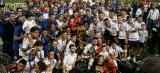 Corinthians conquista o Tricampeonato Paulista