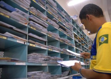 Tarifas postais são reajustadas em 5,99%