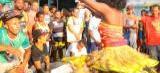 Cortejo cultural, show e tambor de crioula em Santa Inês
