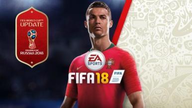 Games: FIFA 18 ganha DLC Copa do Mundo nesta terça (29)