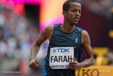 Atletas refugiados disputam Campeonato Mundial de Atletismo em Londres