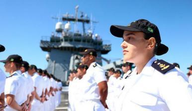 Marinha abre concurso com 177 vagas na área da saúde