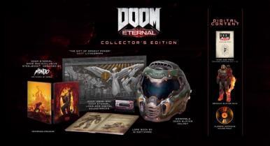 Games: DOOM Eternal ganha data de lançamento, edição de colecionador divulgada