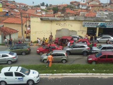 Homem morre após passar mal enquanto dirigia em São Luís