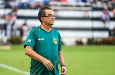 Técnico Francisco Diá é desligado do Sampaio Corrêa