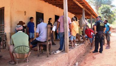 Grupo Móvel e MPT resgata trabalhadores de fazenda em Santa Luzia (MA)