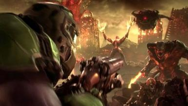 Games: Doom Eternal é anunciado e ganha trailer na E3 2018