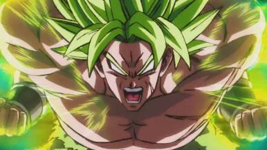 Dragon Ball Super: Broly quebra recorde de bilheteria em estreia no Brasil